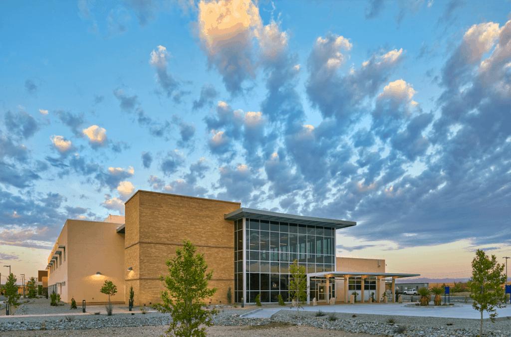 Sierra Vista Hospitals new wing