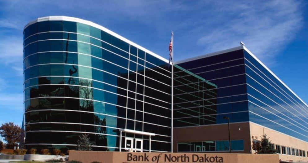 North Dakota's public bank