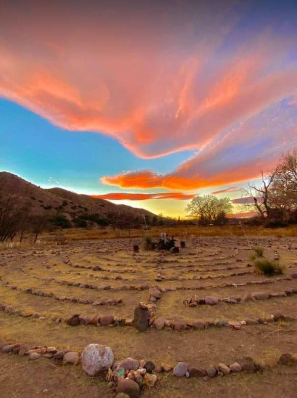 Animas Creek Labyrinth