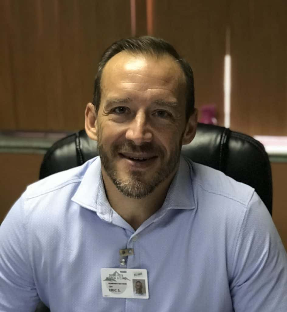 Sierra Vista Hospital CEO Eric Stokes