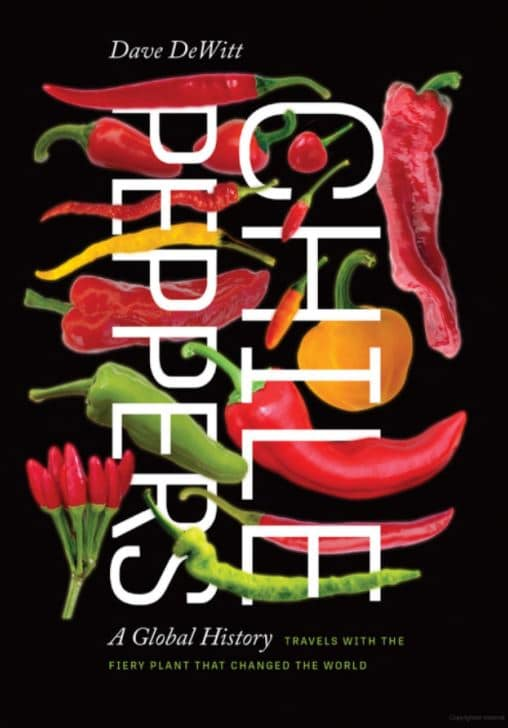 """Chile Peppers"" book cover"
