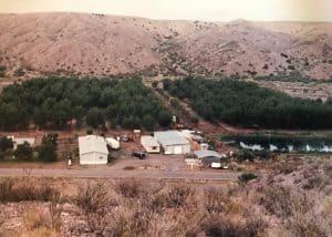 Gants Family Orchard, circa 1993