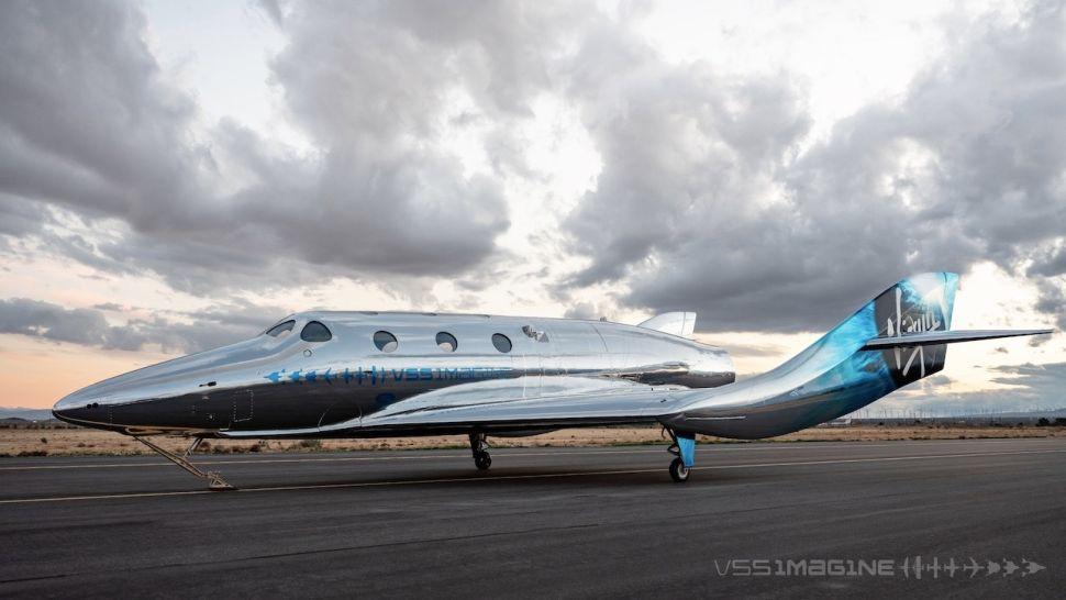 VSS Imagine, Virgin Galactic's newest passenger rocket