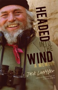Headed into the Wind book cover