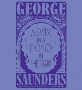 George Saunders book cover