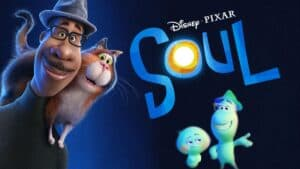 """Movie poster for """"Soul"""""""
