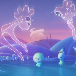 """The Great Beyond, as envisioned in the animated feature""""Soul"""""""